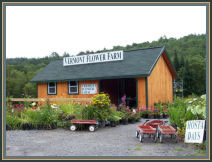 Vermont Flower Farm Office